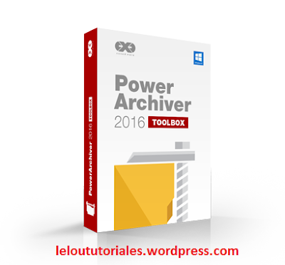 PowerArchiver 2016 Standard &Toolbox v16.00.61 + Crack [MEGA]