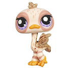 Littlest Pet Shop Postcard Pets Ostrich (#945) Pet