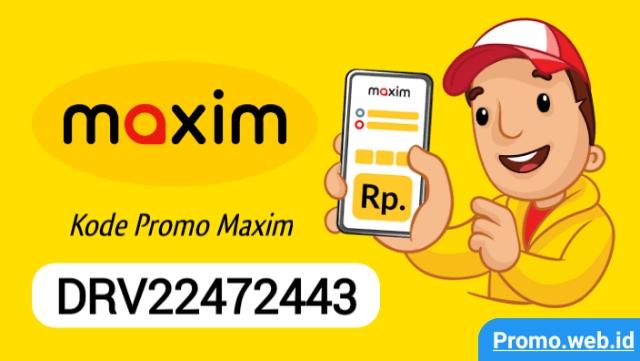 Kode Promo Maxim Pengguna Terbaru Juni 2021
