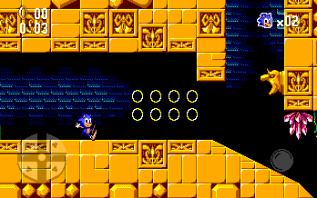 Project: Sonic SMS Remake Android: Sonic 1 SMS - Alpha 6
