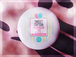 Holika Holika Sweet Cotton Sebum Clear Pact Review