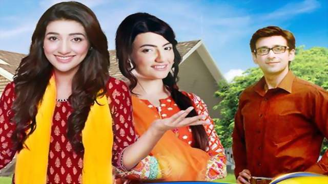 ManChali - Episode 25 - Geo Tv Drama - 14th June Watch Free