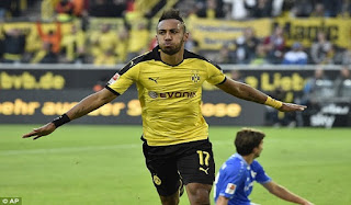 Dortmund Buka Peluang Jual Aubameyang