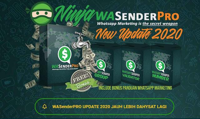 Whatsapp Sender Pro 2020 Senjata Ampuh Pebisnis Online Mantap