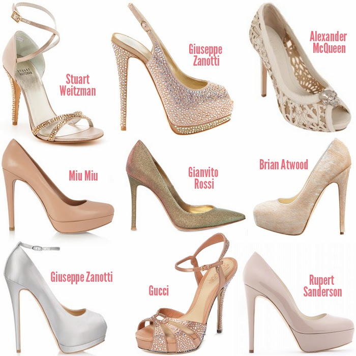 9266c6c7ff82 Thursday Heelsday  Fancy heels. Brides! we know you are looking for fancy  stuff for the feet for your big day !! So here s some bridal shoes look ...