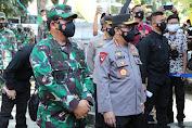 Kapolri Sebut 2.471.217 Kg Beras Sudah Disalurkan Ke Warga Selama PPKM Darurat
