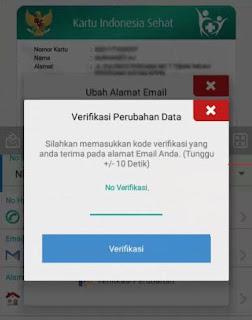 verifikasi ubah faskes bpjs