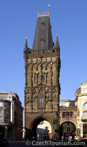 Torre de la Pólvora (Praga, República Checa)