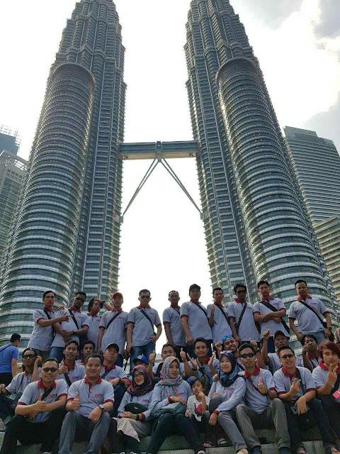 Menara Petronas Tips Wisata Murah ke Malaysia
