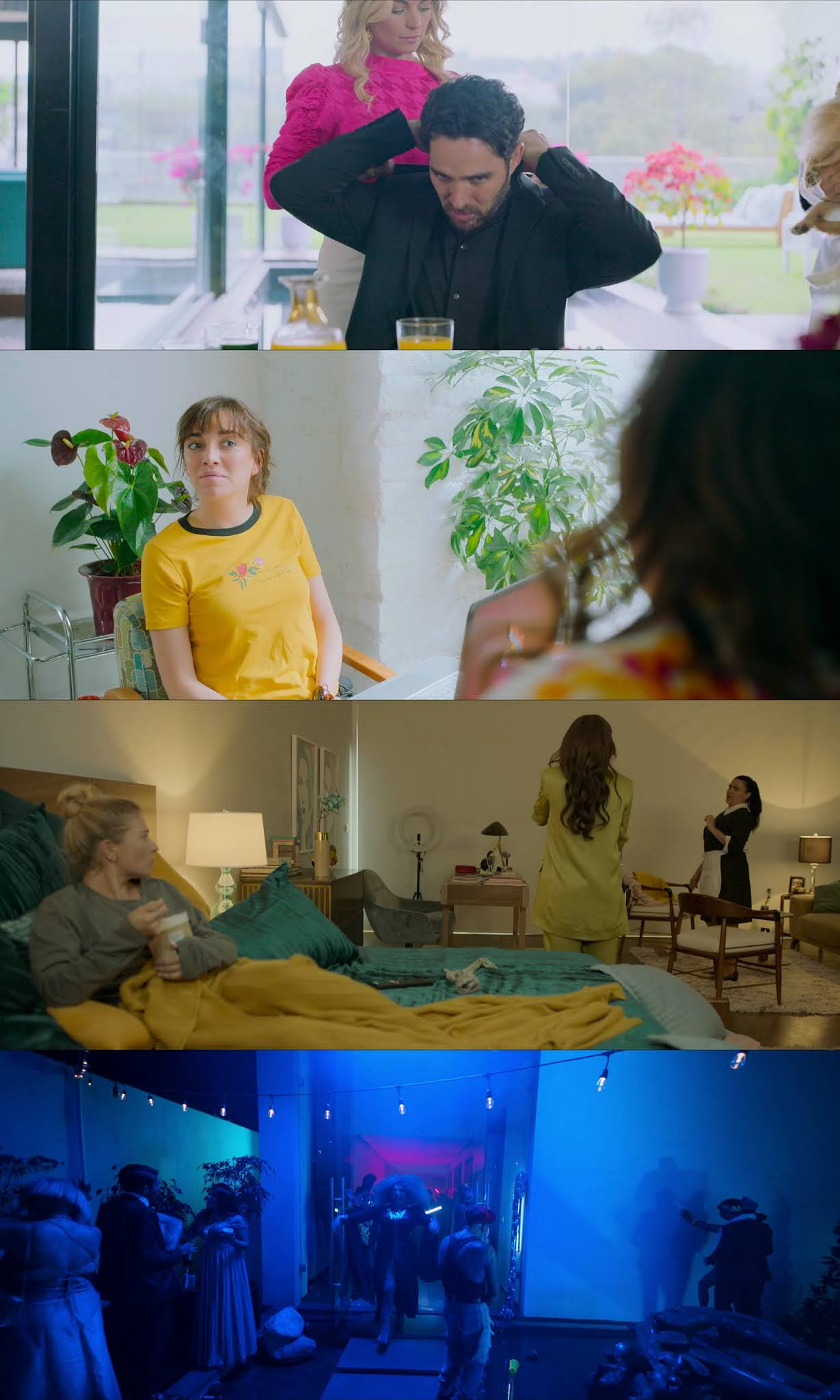 Guerra de Likes (2021) HD 720p Latino