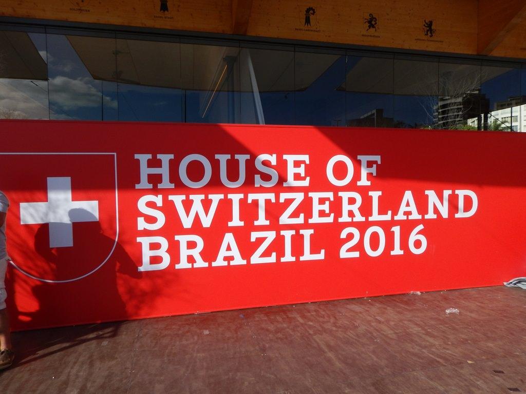 Casa da Suíça