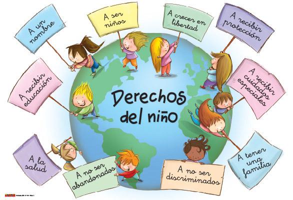Resultado de imagen de día mundial derechos de los niños