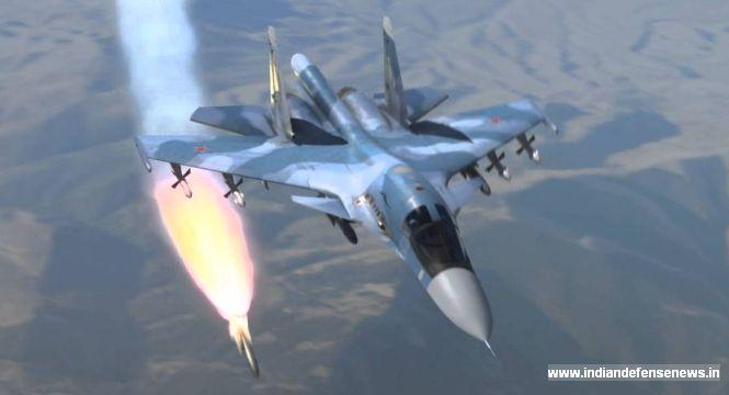 Μαχητικό Su-34 έκανε «αλοιφή» στο Χαλέπι με βόμβα 1500 λιβρών τον εκπρόσωπο του ISIS!