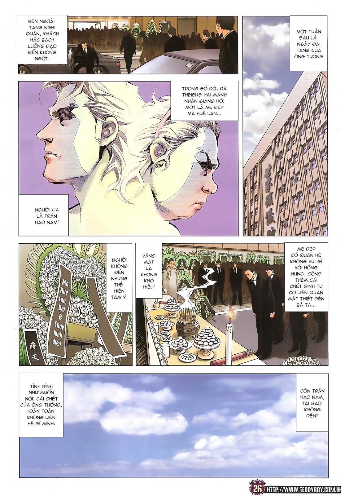 Người Trong Giang Hồ chapter 1657: vĩnh biệt tưởng thiên sinh trang 25