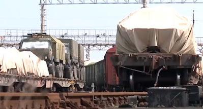 Россия обостряет ситуацию на Донбассе и украинской границе