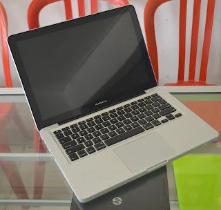 Jual MacBook Pro Core i5 (13-Inch, Late 2011)