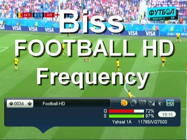 Yahsat Satellite Frequency
