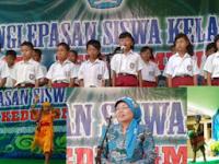 Sambutan Perpisahan Kepala Sekolah SD
