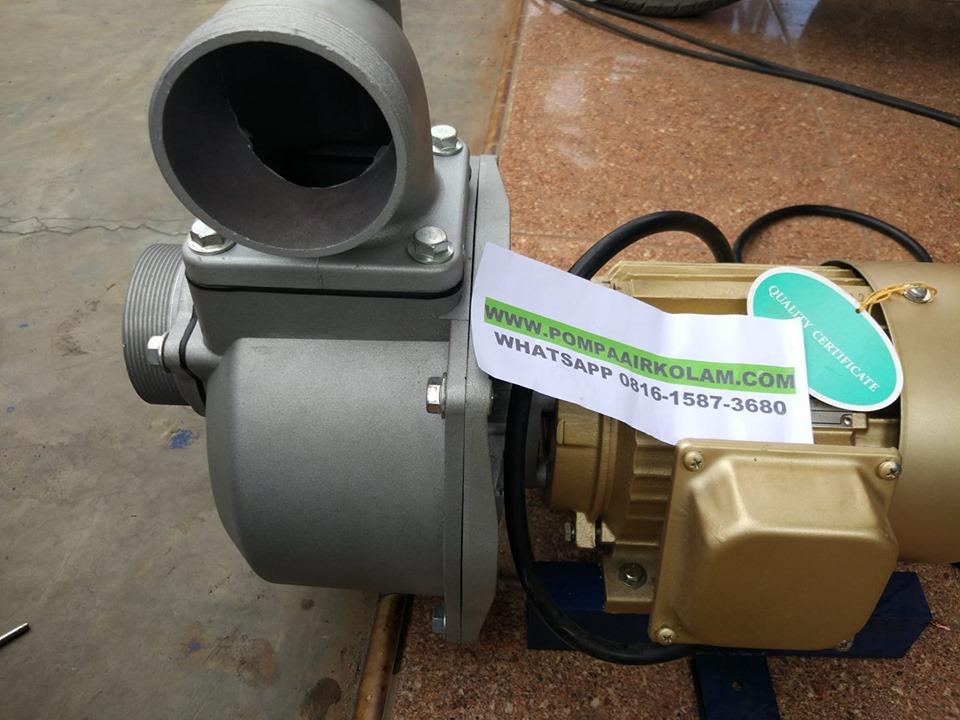 Pompa Air Kolam Lele Murah Meriah - Pompa Air Modifikasi Murah