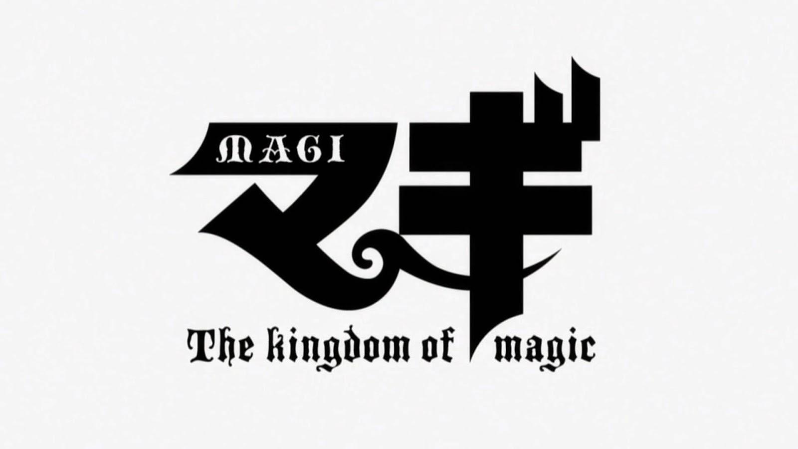 Magi: The Kingdom of Magic Subtitle Indonesia [Batch]