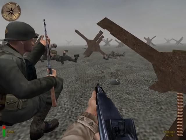 لعبة ميدل اوف هونر القديمة 2005