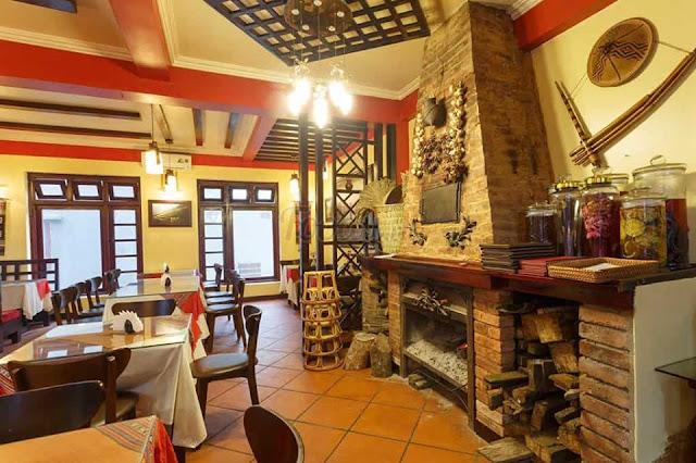 Những khu ẩm thực và quán ăn ngon ở Sapa ngày tuyết phủ trắng Tây Bắc 6