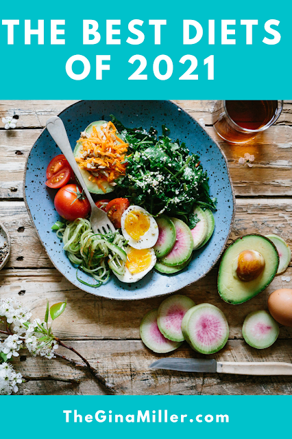 the Best Diets of 2021