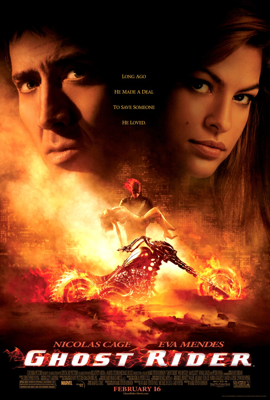 Ghost Rider (2007) ταινιες online seires oipeirates greek subs