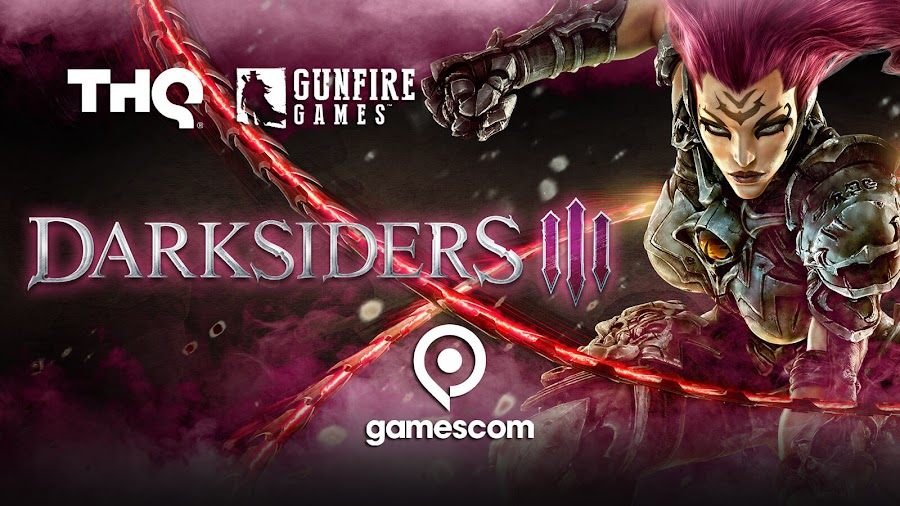 darksiders 3 new trailer gamescom 2018