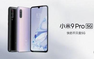 Xiaomi Meluncurkan Hp Mi 9 Pro Jaringan 5G Spek Mewah