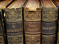 Vital records - genealogical books