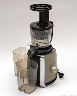 Klarstein Sweetheart Slow Juicer 150W