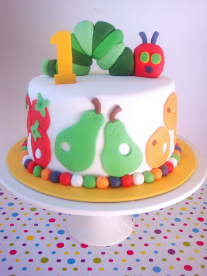 Five Things Friday: Crafts Inspired by The Very Hungry Caterpillar  (3/5)