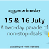 Amazon Prime Day UAE 2019 | Exclusive Non stop Deals | July 15 to 16*