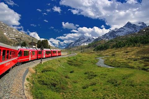 Switzerland, the paradise of fairy tales