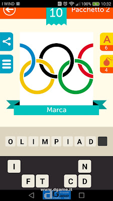 Iconica Italia Pop Logo Quiz soluzione pacchetto 2 livelli 10-50