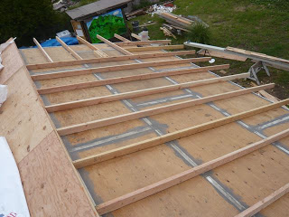 Green In Greenville Roof Assembly Details Challenges In