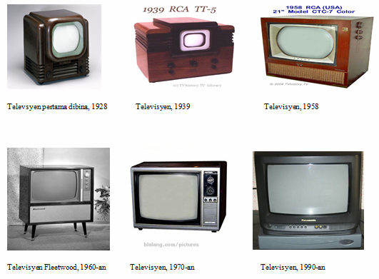 Anda Tahu Teknologi TV Serta Sejarahnya?