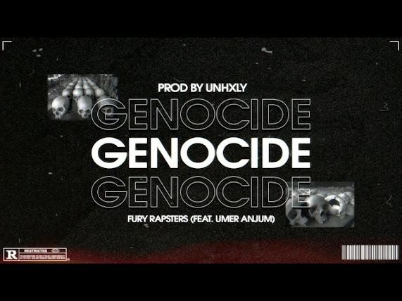 GENOCIDE SONG LYRICS - Fury Rapsters | Shaikh | Mirza | Feat. Umer Anjum | Prod By UNHXLY Lyrics Planet