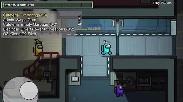 gameplay-impostor-among-us