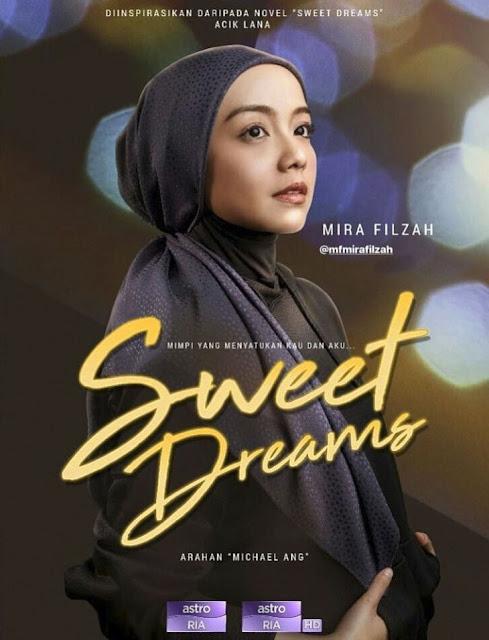 Senarai Pelakon Drama Sweet Dreams (Astro Ria)