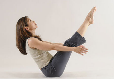 about human health yoga postures for flat tummy