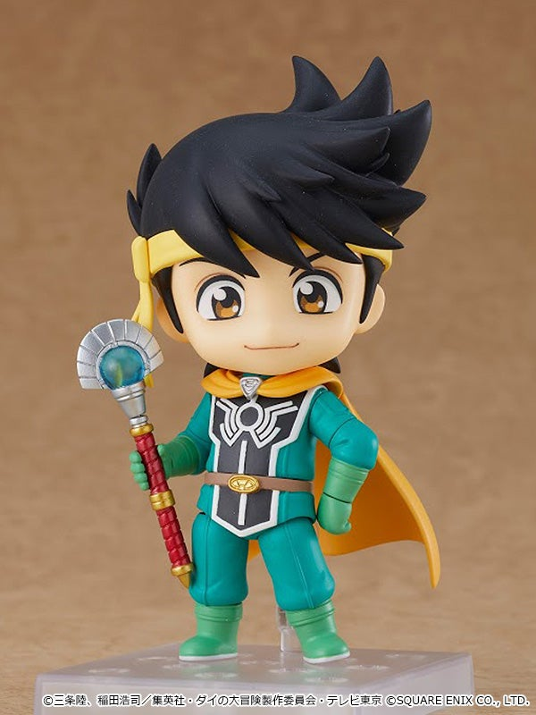 Dragon Quest: The Adventure of Dai - Nendoroid Popp (Good Smile Company)