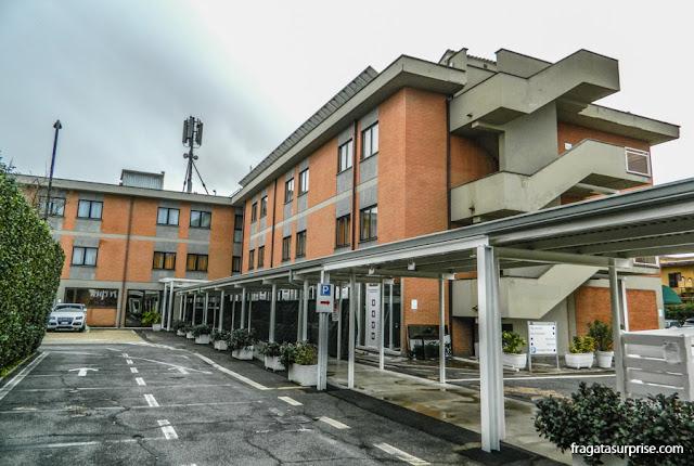 Hotel Best Western Rome Airport, em Fiumicino