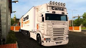 Scania RJL Carna Transport Ireland pack