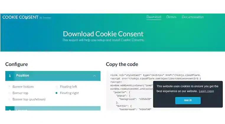 Cookies Notifikasi untuk blog dengan mudah