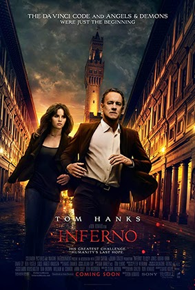 Inferno theatrical poster