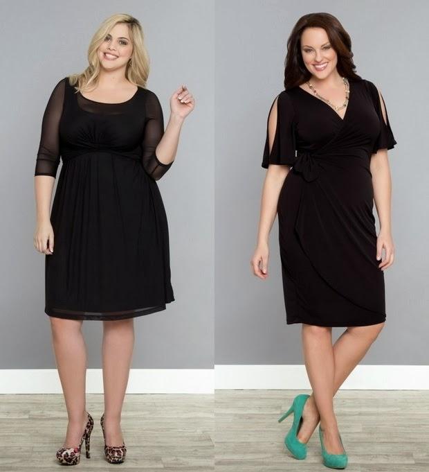 2db95b07e534 Ρούχα για παχουλές - Τάσεις μόδας - Δυναμική Γυναίκα