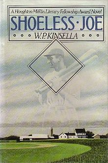 an analysis of the character of ray kinsella and his hero shoeless hoe jackson Shoeless joe author wp kinsella saw baseball as a what if shoeless joe jackson comes – a line the jd salinger character says to farmer ray kinsella.