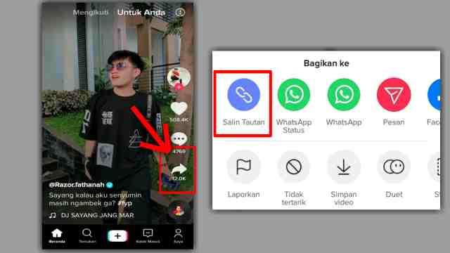 Cara Menghilangkan Watermark TikTok di HP Android & iPhone